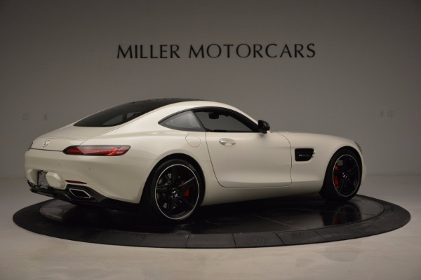 Used 2016 Mercedes Benz AMG GT S for sale Sold at Bugatti of Greenwich in Greenwich CT 06830 8