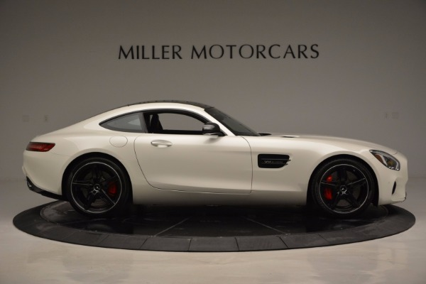 Used 2016 Mercedes Benz AMG GT S for sale Sold at Bugatti of Greenwich in Greenwich CT 06830 9