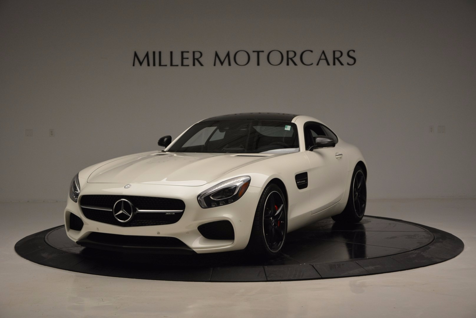 Used 2016 Mercedes Benz AMG GT S for sale Sold at Bugatti of Greenwich in Greenwich CT 06830 1