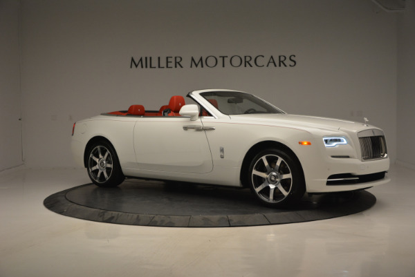 New 2017 Rolls-Royce Dawn for sale Sold at Bugatti of Greenwich in Greenwich CT 06830 10
