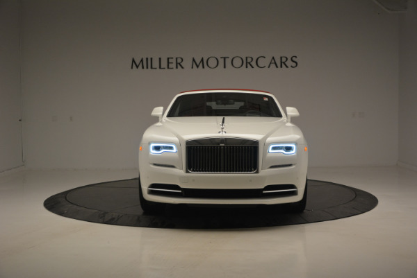 New 2017 Rolls-Royce Dawn for sale Sold at Bugatti of Greenwich in Greenwich CT 06830 13