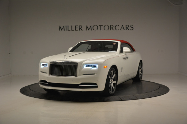 New 2017 Rolls-Royce Dawn for sale Sold at Bugatti of Greenwich in Greenwich CT 06830 14
