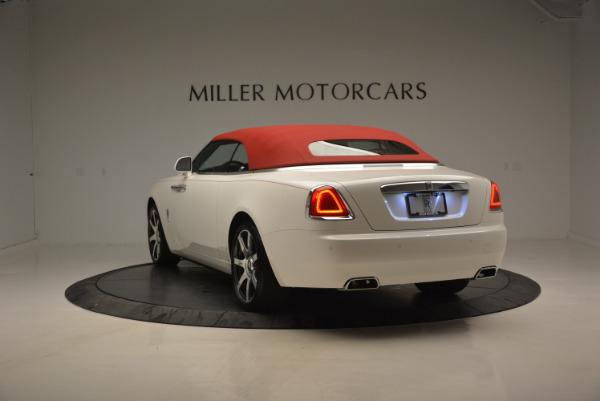 New 2017 Rolls-Royce Dawn for sale Sold at Bugatti of Greenwich in Greenwich CT 06830 18