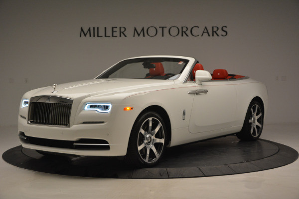 New 2017 Rolls-Royce Dawn for sale Sold at Bugatti of Greenwich in Greenwich CT 06830 2