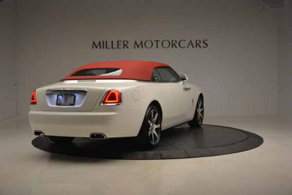 New 2017 Rolls-Royce Dawn for sale Sold at Bugatti of Greenwich in Greenwich CT 06830 20