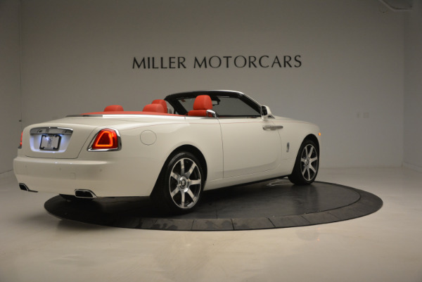 New 2017 Rolls-Royce Dawn for sale Sold at Bugatti of Greenwich in Greenwich CT 06830 8