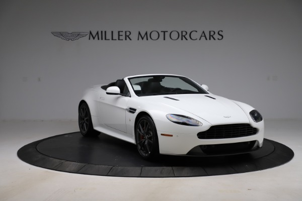 New 2015 Aston Martin Vantage GT GT Roadster for sale Sold at Bugatti of Greenwich in Greenwich CT 06830 10