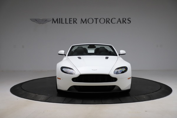 New 2015 Aston Martin Vantage GT GT Roadster for sale Sold at Bugatti of Greenwich in Greenwich CT 06830 11