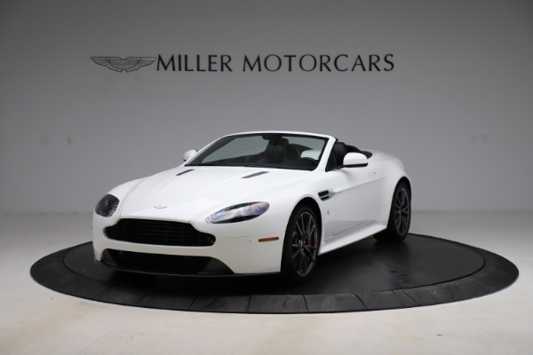 New 2015 Aston Martin Vantage GT GT Roadster for sale Sold at Bugatti of Greenwich in Greenwich CT 06830 13
