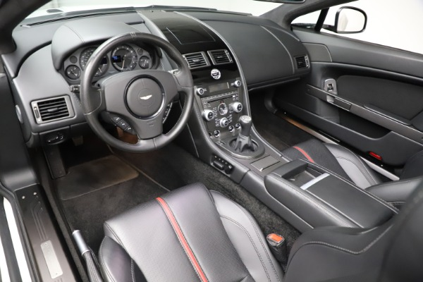 New 2015 Aston Martin Vantage GT GT Roadster for sale Sold at Bugatti of Greenwich in Greenwich CT 06830 14
