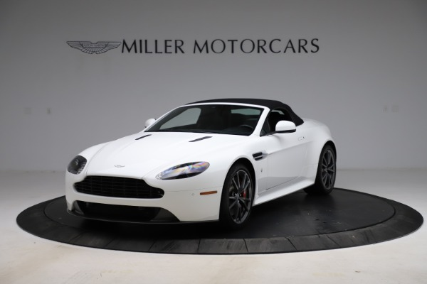 New 2015 Aston Martin Vantage GT GT Roadster for sale Sold at Bugatti of Greenwich in Greenwich CT 06830 25