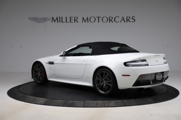 New 2015 Aston Martin Vantage GT GT Roadster for sale Sold at Bugatti of Greenwich in Greenwich CT 06830 27