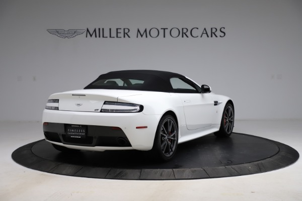 New 2015 Aston Martin Vantage GT GT Roadster for sale Sold at Bugatti of Greenwich in Greenwich CT 06830 28