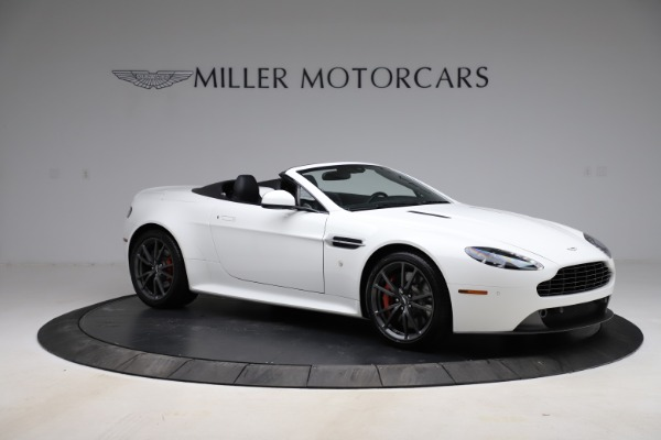 New 2015 Aston Martin Vantage GT GT Roadster for sale Sold at Bugatti of Greenwich in Greenwich CT 06830 9