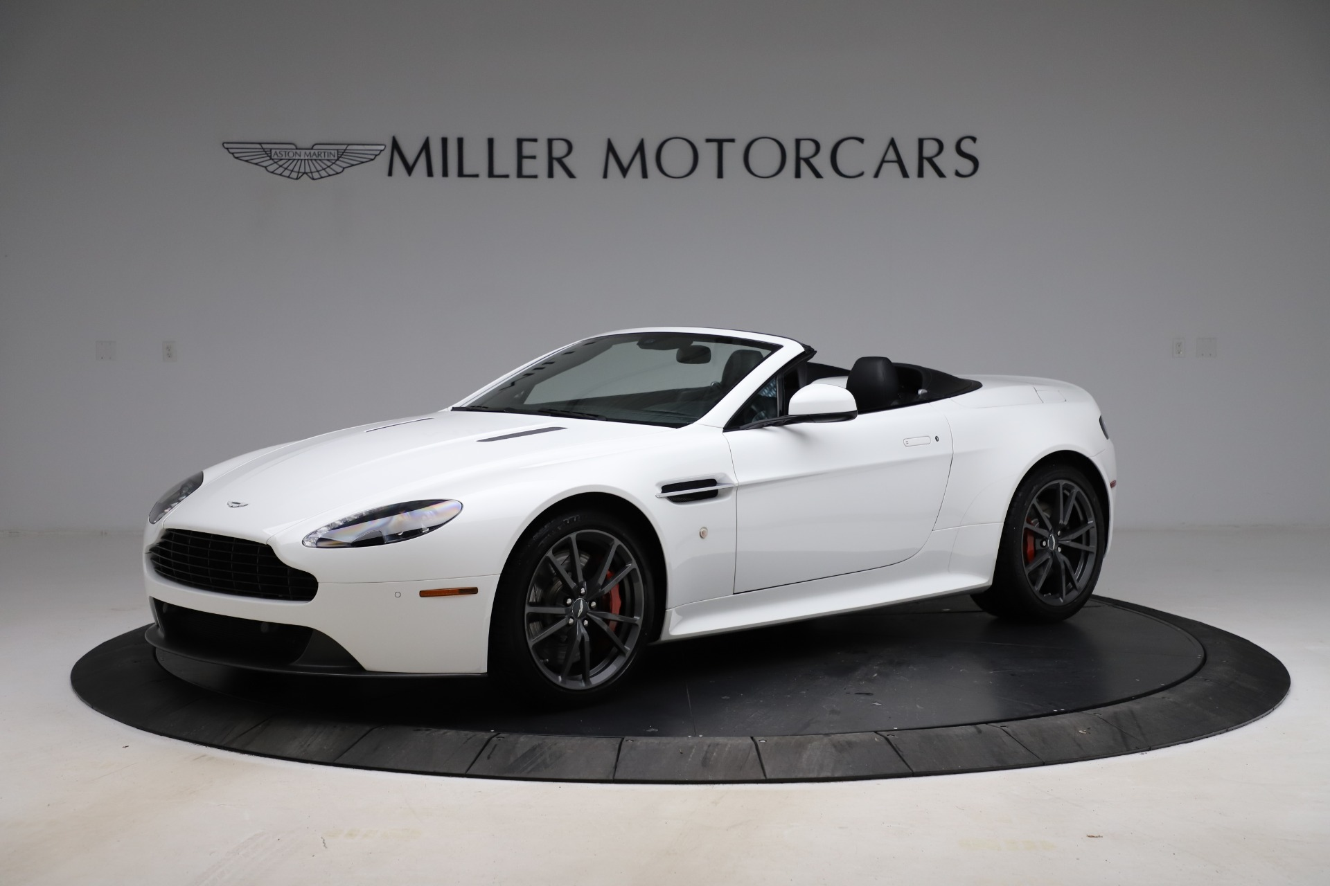 New 2015 Aston Martin Vantage GT GT Roadster for sale Sold at Bugatti of Greenwich in Greenwich CT 06830 1