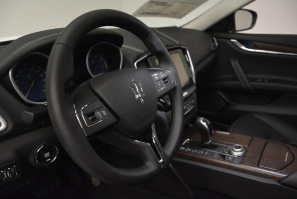 New 2017 Maserati Ghibli S Q4 for sale Sold at Bugatti of Greenwich in Greenwich CT 06830 16