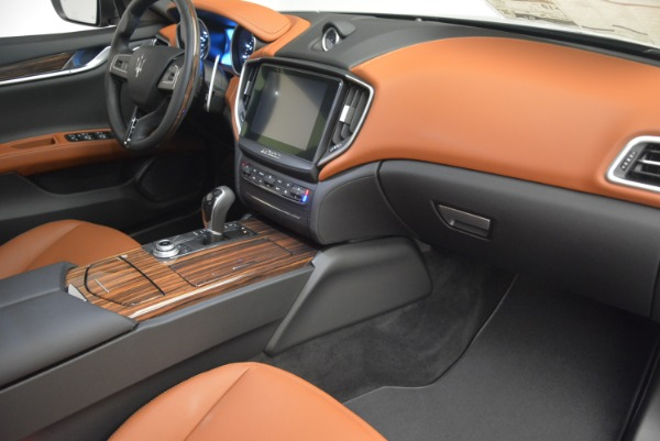 New 2017 Maserati Ghibli S Q4 for sale Sold at Bugatti of Greenwich in Greenwich CT 06830 19
