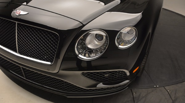 New 2017 Bentley Continental GT V8 S for sale Sold at Bugatti of Greenwich in Greenwich CT 06830 14