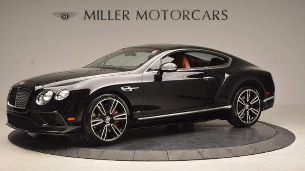 New 2017 Bentley Continental GT V8 S for sale Sold at Bugatti of Greenwich in Greenwich CT 06830 2