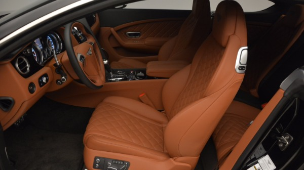 New 2017 Bentley Continental GT V8 S for sale Sold at Bugatti of Greenwich in Greenwich CT 06830 24