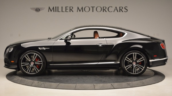 New 2017 Bentley Continental GT V8 S for sale Sold at Bugatti of Greenwich in Greenwich CT 06830 3