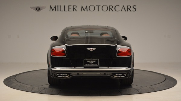 New 2017 Bentley Continental GT V8 S for sale Sold at Bugatti of Greenwich in Greenwich CT 06830 6
