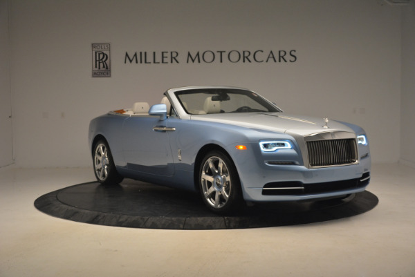 New 2017 Rolls-Royce Dawn for sale Sold at Bugatti of Greenwich in Greenwich CT 06830 11