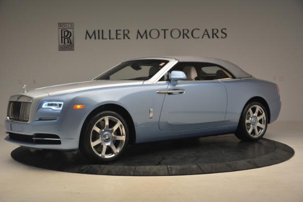 New 2017 Rolls-Royce Dawn for sale Sold at Bugatti of Greenwich in Greenwich CT 06830 14