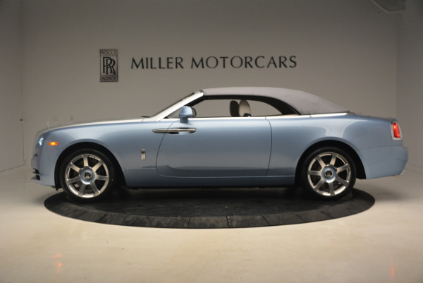New 2017 Rolls-Royce Dawn for sale Sold at Bugatti of Greenwich in Greenwich CT 06830 15