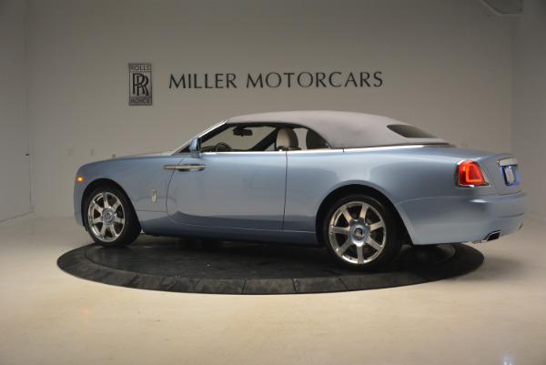 New 2017 Rolls-Royce Dawn for sale Sold at Bugatti of Greenwich in Greenwich CT 06830 16
