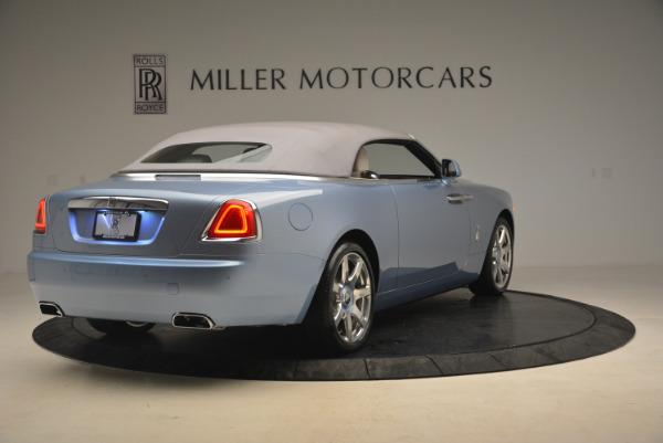 New 2017 Rolls-Royce Dawn for sale Sold at Bugatti of Greenwich in Greenwich CT 06830 19