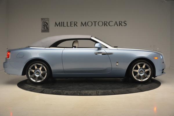 New 2017 Rolls-Royce Dawn for sale Sold at Bugatti of Greenwich in Greenwich CT 06830 21