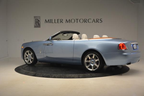 New 2017 Rolls-Royce Dawn for sale Sold at Bugatti of Greenwich in Greenwich CT 06830 4