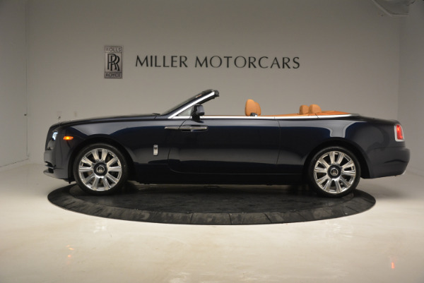 New 2017 Rolls-Royce Dawn for sale Sold at Bugatti of Greenwich in Greenwich CT 06830 3