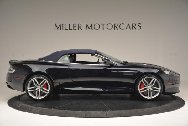 New 2016 Aston Martin DB9 GT Volante for sale Sold at Bugatti of Greenwich in Greenwich CT 06830 16