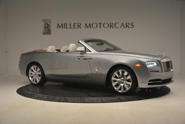Used 2017 Rolls-Royce Dawn for sale Sold at Bugatti of Greenwich in Greenwich CT 06830 10