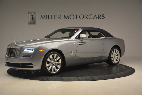 Used 2017 Rolls-Royce Dawn for sale Sold at Bugatti of Greenwich in Greenwich CT 06830 14