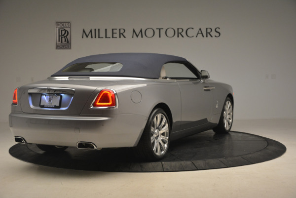 Used 2017 Rolls-Royce Dawn for sale Sold at Bugatti of Greenwich in Greenwich CT 06830 19