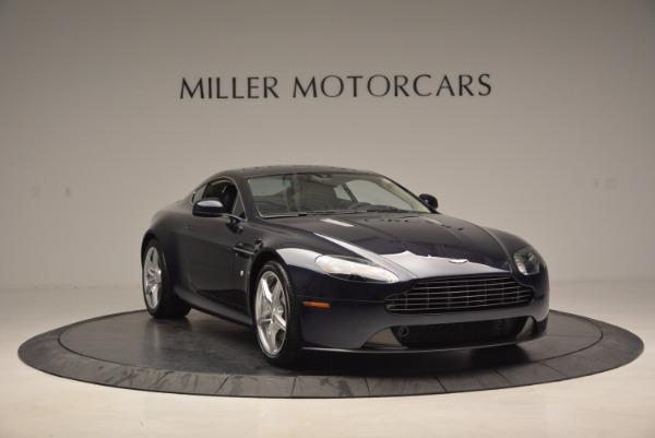 Used 2016 Aston Martin V8 Vantage for sale Sold at Bugatti of Greenwich in Greenwich CT 06830 11