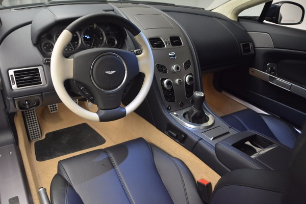 Used 2016 Aston Martin V8 Vantage for sale Sold at Bugatti of Greenwich in Greenwich CT 06830 14