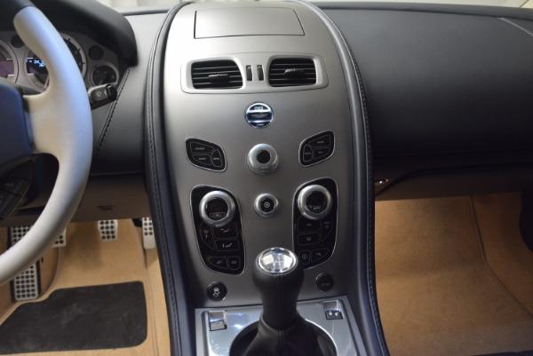 Used 2016 Aston Martin V8 Vantage for sale Sold at Bugatti of Greenwich in Greenwich CT 06830 17