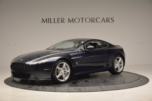 Used 2016 Aston Martin V8 Vantage for sale Sold at Bugatti of Greenwich in Greenwich CT 06830 2