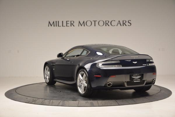 Used 2016 Aston Martin V8 Vantage for sale Sold at Bugatti of Greenwich in Greenwich CT 06830 5