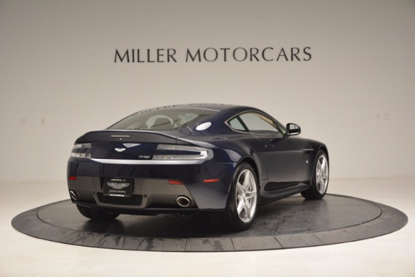 Used 2016 Aston Martin V8 Vantage for sale Sold at Bugatti of Greenwich in Greenwich CT 06830 7