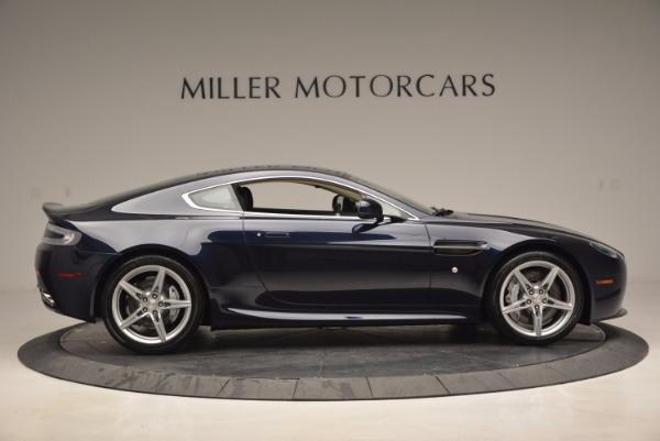 Used 2016 Aston Martin V8 Vantage for sale Sold at Bugatti of Greenwich in Greenwich CT 06830 9