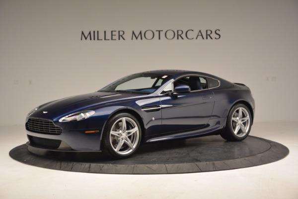 New 2016 Aston Martin V8 Vantage for sale Sold at Bugatti of Greenwich in Greenwich CT 06830 2