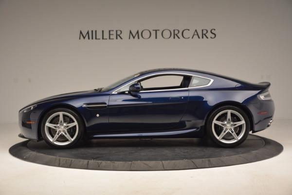 New 2016 Aston Martin V8 Vantage for sale Sold at Bugatti of Greenwich in Greenwich CT 06830 3