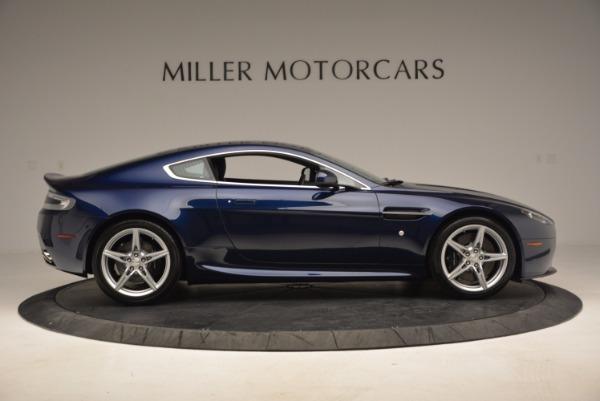 New 2016 Aston Martin V8 Vantage for sale Sold at Bugatti of Greenwich in Greenwich CT 06830 9