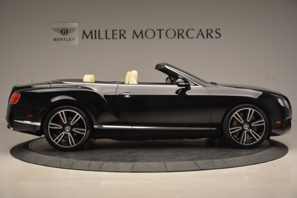 Used 2013 Bentley Continental GT V8 for sale Sold at Bugatti of Greenwich in Greenwich CT 06830 10