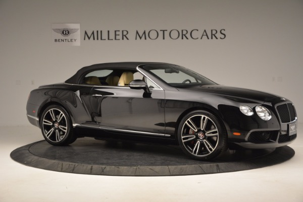 Used 2013 Bentley Continental GT V8 for sale Sold at Bugatti of Greenwich in Greenwich CT 06830 23
